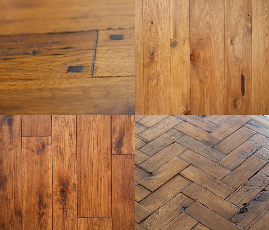 CALIFORNIA WOOD FLOORS :: THE BEAUTY OF A WOOD FLOOR TRULY